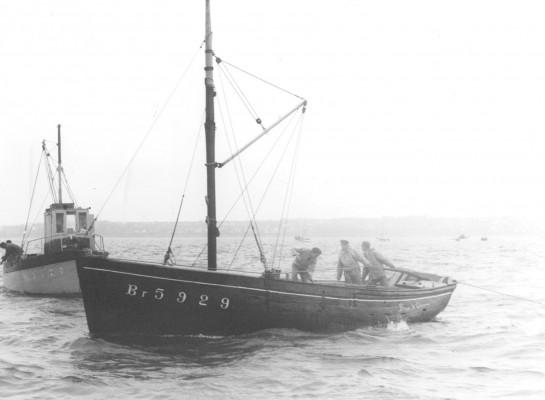 La Bergère de Domrémy en version motorisée, après 1952
