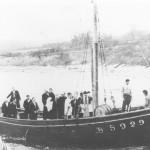 La Bergère de Domrémy à Porsmeur, après 1952