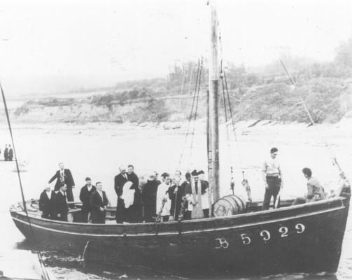 La Bergère de Domrémy à Porsmeur, entre 1936 et 1952