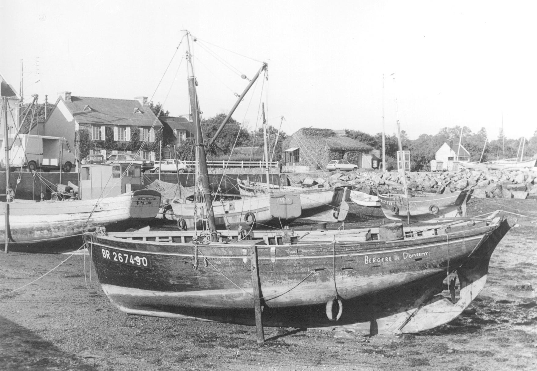 La Bergère de Domrémy au Tinduff, vers 1970
