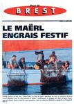 Le Télégramme du 22 août 2005 : fête du maërl