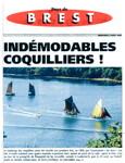 Le Télégramme du 3 août 2005 : challenge des coquilliers